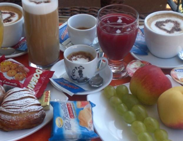 colazione b&b Agerola