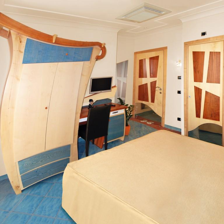 Camera Matrimoniale B&B Costiera Amalfitana-Agerola